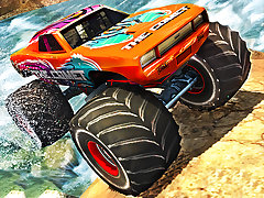 Monster Truck Dirt Rally
