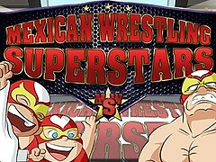 Mexican Wrestler Superstars