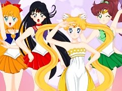 Sailor Moon Creator